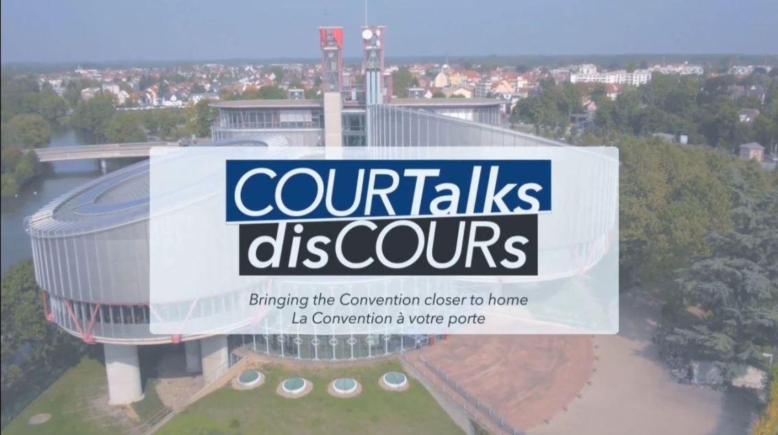 COURTalks-DisCOURs: la ricevibilità di un ricorsoCEDU