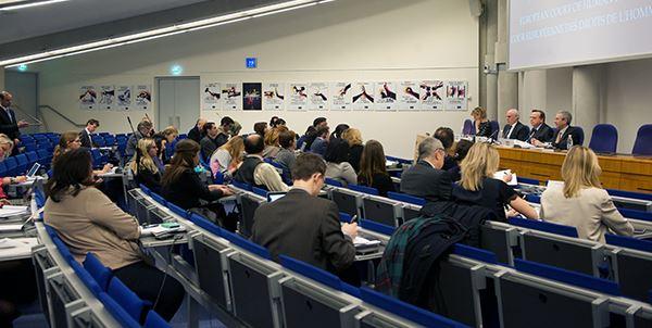 [ECHR Press Release] Inaugurazione dell'anno giudiziario alla Corte Europea dei Dirittidell'Uomo